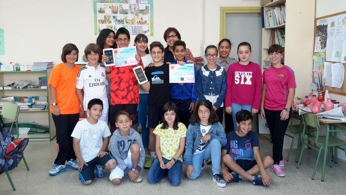 Diez colegios del Samsung Smart School participan en Little Smart Planet