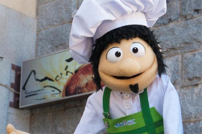 El Chef Pepo enseña a los niños a cocinar en familia