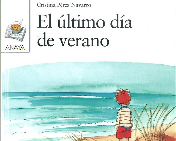 libro: el último día de verano