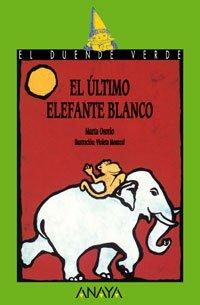 libro: el ultimo elefante blanco