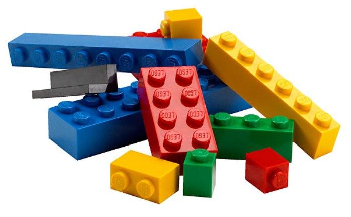 Torre lego y unicef