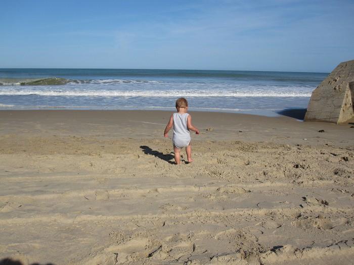 Disfruta de la playa con tu bebé