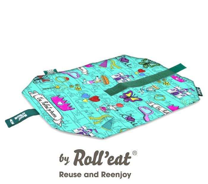 Los Boc'n'Roll de Roll'eat: el envase reutilizable para bocadillos que buscabas