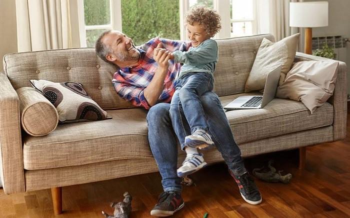 Buscando el confort en casa para los peques