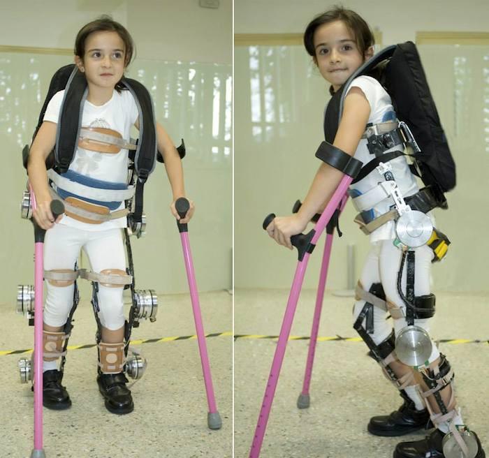 Exoesqueleto Marsi Bionics