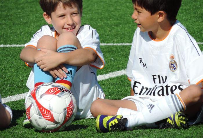 Campus Experiencie Real Madrid 2015