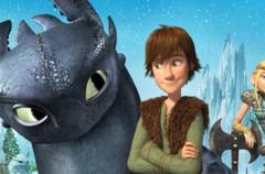 Televisión en familia: Cómo entrenar a tu dragón