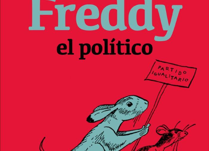 libro: freddy el politico