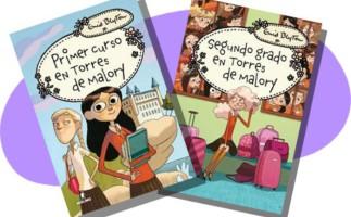 Lectura recomendada de la semana: Las Torres de Malory