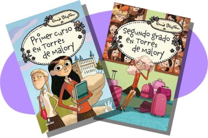 libros: la torre de malory