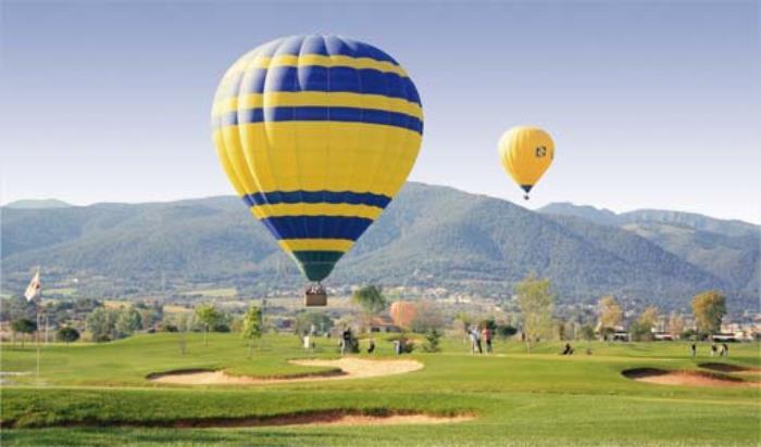 Ballooning, volar en globo