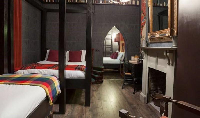 El hotel Harry Potter abre sus puertas en Londres