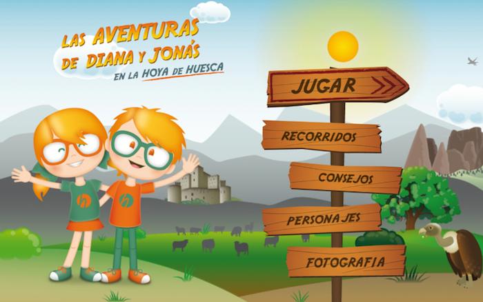 http://turismo.hoyadehuesca.es/es/la-hoya-de-huesca/con-ninos/2-blog/900-diana-y-jonas-ap
