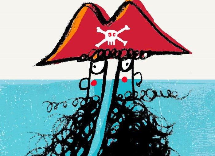 libro: el pirata malapata