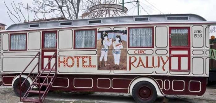 hotel circo raluy