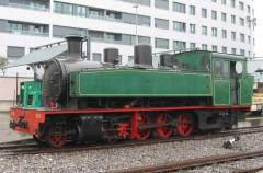 Museos con niños: Museo del Ferrocarril de Gijón