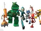 Televisión en familia: Robots