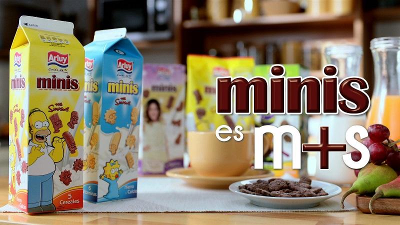 Arluy lanza una nueva campaña de sus galletas Mini con muchas sorpresas