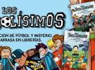 Por fin nuevo libro de los Futbolísimos: El misterio del penalty invisible