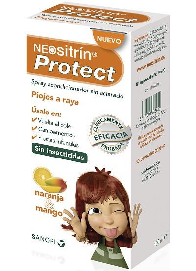 Neositrín® Protect, pelo sin enredos ni piojos