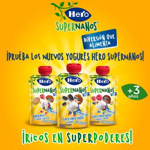Supernanos de Hero Baby