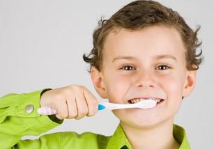 Los niños españoles siguen suspendiendo en la higiene dental