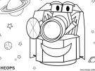 Concurso de dibujos infantiles que viajarán al espacio