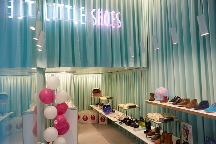 little shoes barcelona
