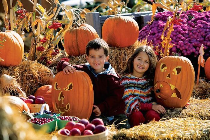 Niños que tienen miedo en Halloween3