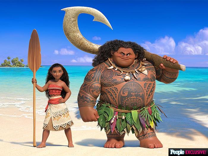 Disney ya tiene su nueva princesa: Moana