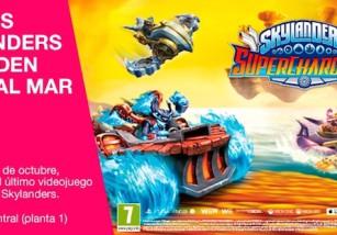 Skylanders Superchargers: el nuevo videojuego llega a Barcelona
