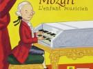 Mozart cd y libro
