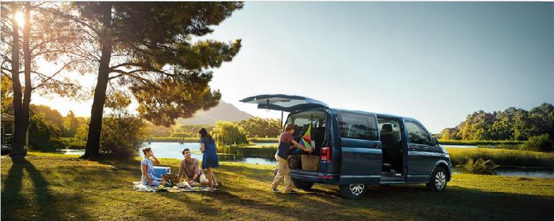 Nuevo Volkswagen Multivan T6, la evolución de un mito