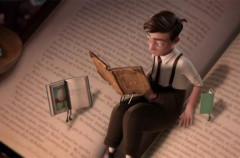 Educar en valores: The Fantastic Flying Books