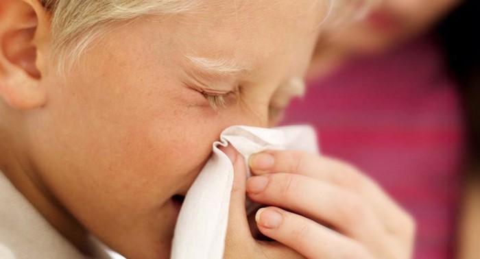 cuidados resfriados infantiles
