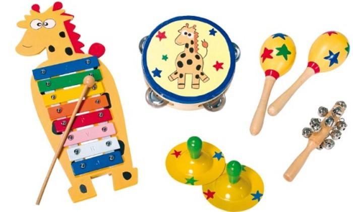 instrumentos de juguete