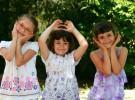 Los niños españoles son los que más satisfechos están con su vida