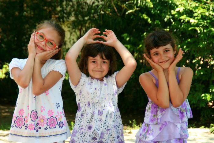 los niños españoles los más felices