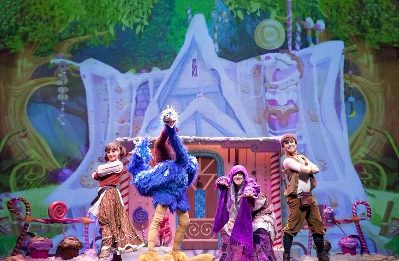 Hansel y Gretel, el musical de esta Navidad