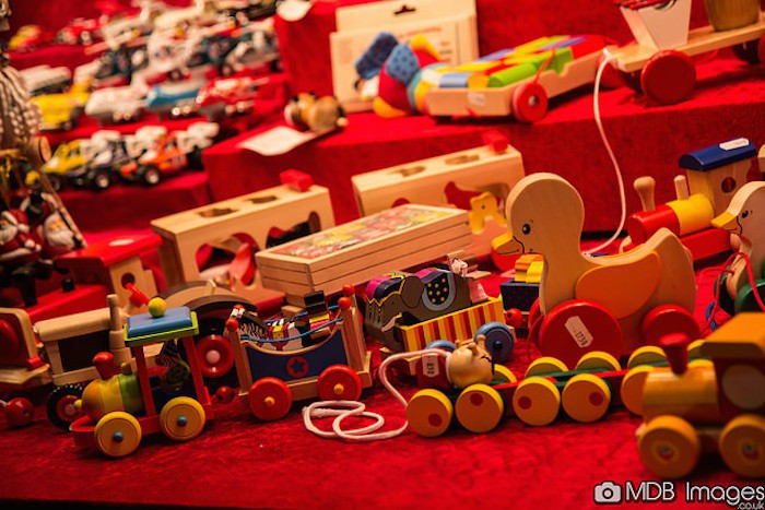 Juguetes seguros: niños felices y padres tranquilos