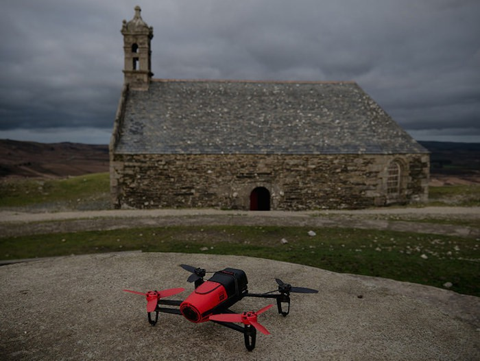 Los drones no son juguetes