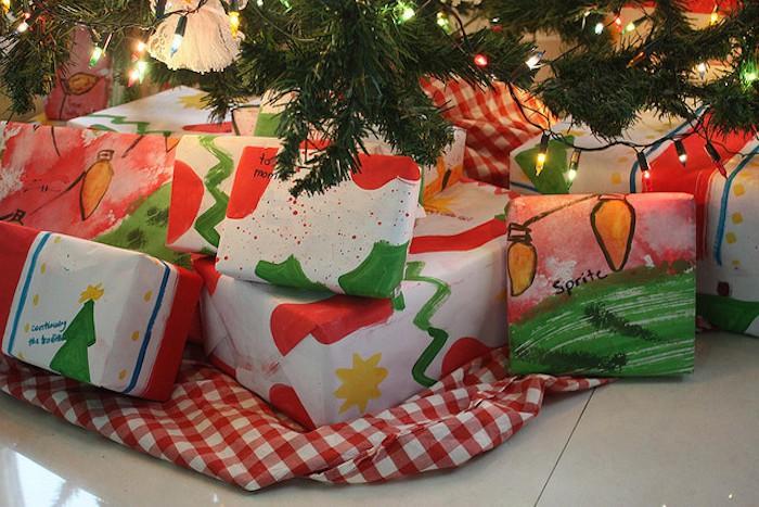 Número de regalos