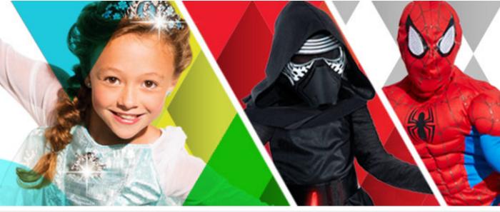 Disfraces infantiles de Disney, los favoritos para el Carnaval