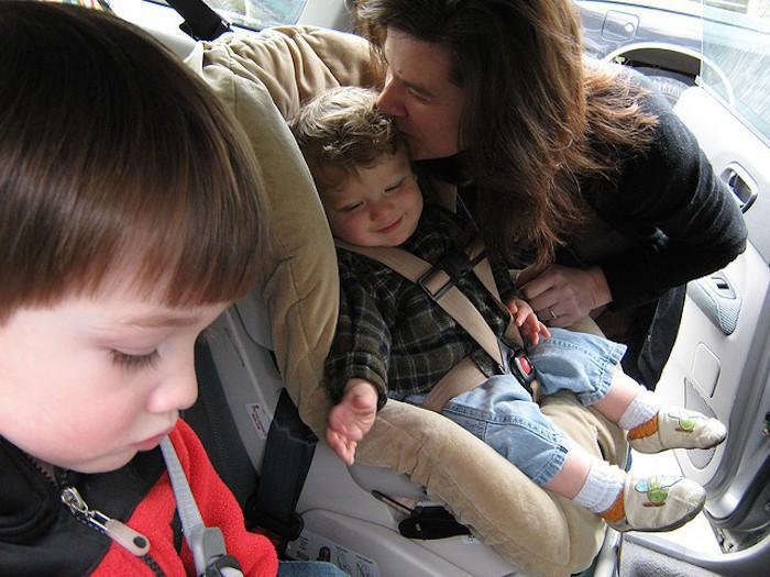 Seguridad Infantil en el coche: más allá de comprar la sillita