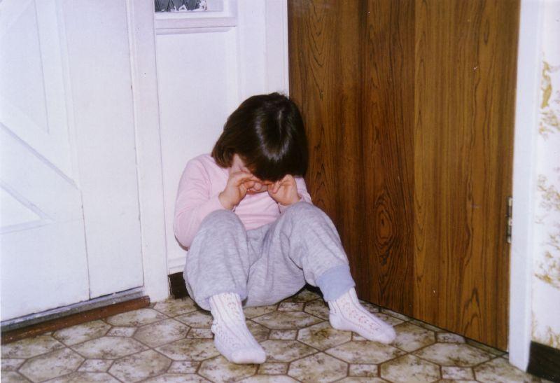 Las víctimas de la violencia doméstica de las que no se habla, los niños