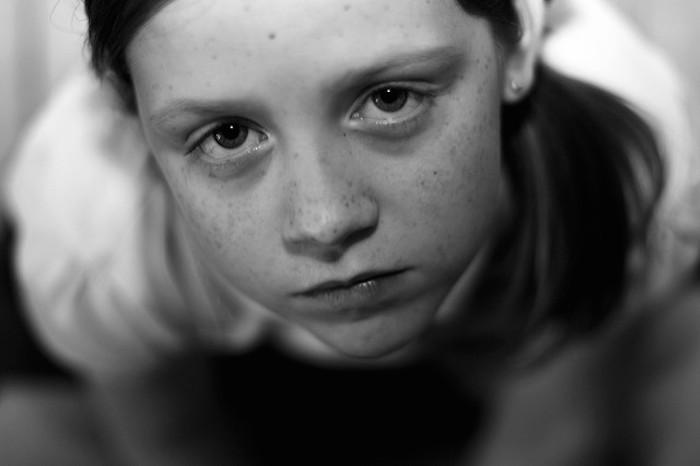 Niños víctimas delitos violentos