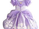 Princesa Sofia  disfraz