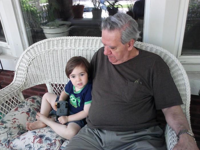 El amor de los abuelos