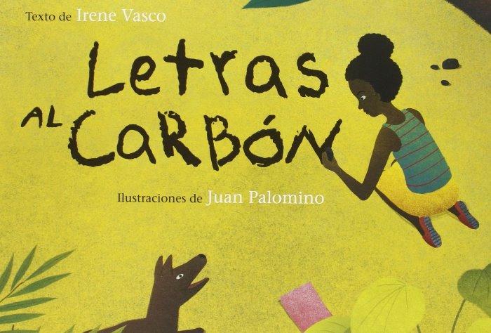 libro: letras al carbon