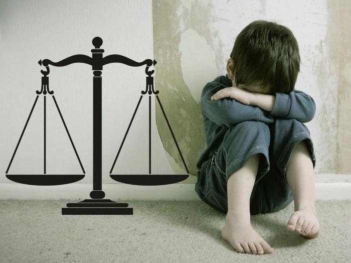 niños y justicia